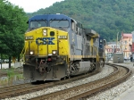 CSX 521 & 80